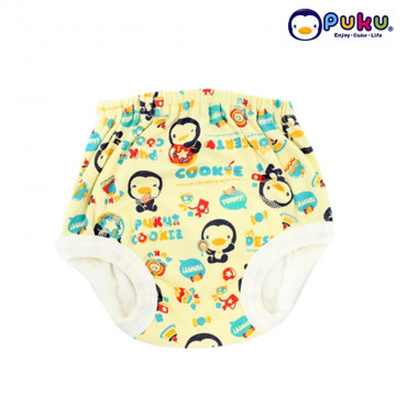 Puku Training Pants 27304 Yellow M