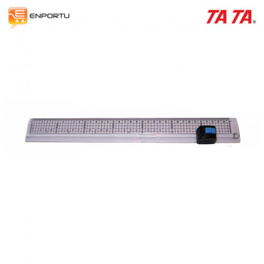 TA TA Ruler & Cutter 35cm RC-3