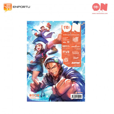 Majalah re:ON Comic Vol. 19