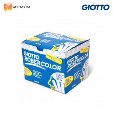 GIOTTO Robercolor White 100 colors