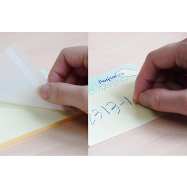 Stick'n Penfree Notes 21494 (76 x 101 mm) Combo Pack