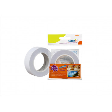 Stick'n Re-stick Tape 24006 ( 1 inch )
