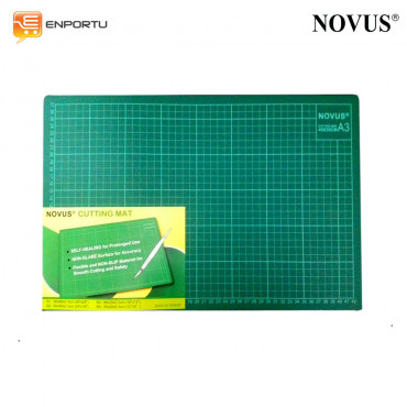 Jual NOVUS Cutting Mat A3 (450 x 400 x 3 mm)
