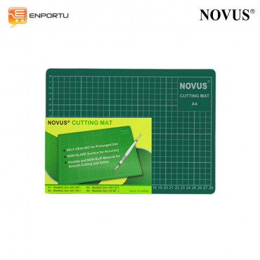 Jual NOVUS Cutting Mat A4 (300 x 220 x 3 mm)