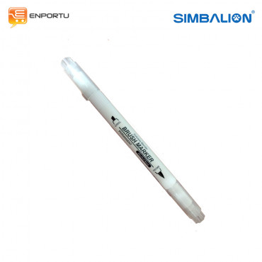 Jual SIMBALION Brush Marker Individual - Colorless Blender