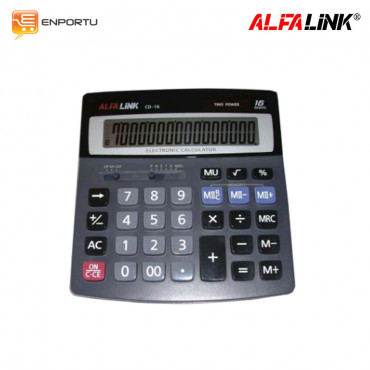 Calculator Alfalink CD-16