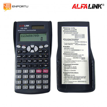Calculator Scientific Alfalink CD-350