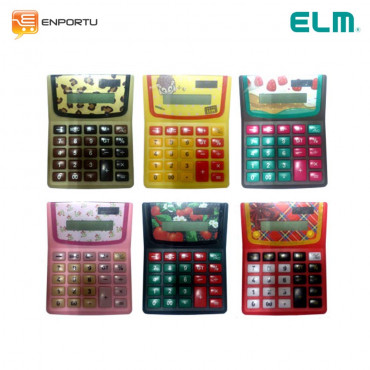 ELM Calculator Fancy
