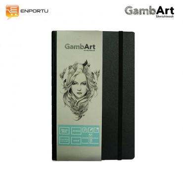 Gambart Scratchbook black