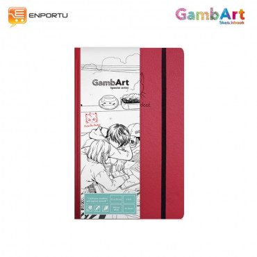 Gambart Scratchbook Special Artist By ARCHIE THE RED CAT