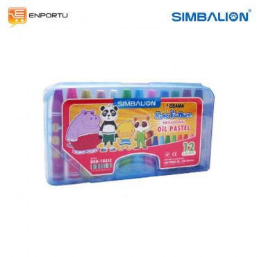 SIMBALION Kungfu Duck Plastic case KF 12A