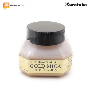 KURETAKE Gold Mica 60ml