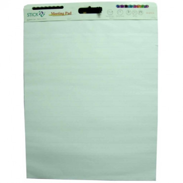 Stick'n Meeting Pad 21365 Ruled Self-stick Lined