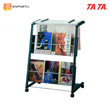 TA TA Newspaper & Magazine Stand NS-300