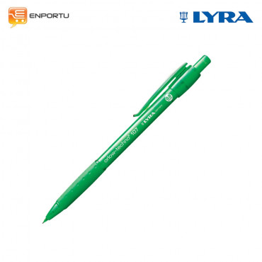 Lyra Mechanical Pencil Orlow - Techno HIJAU 0.9