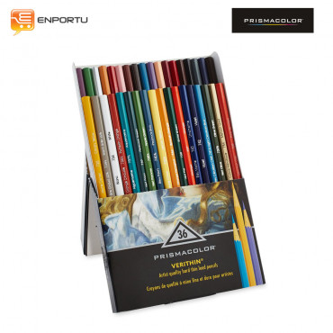 Prismacolor Premier Verithin 36 Colored Pencils Sets