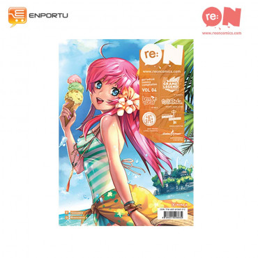 Jual Majalah re:ON Comic Vol. 4