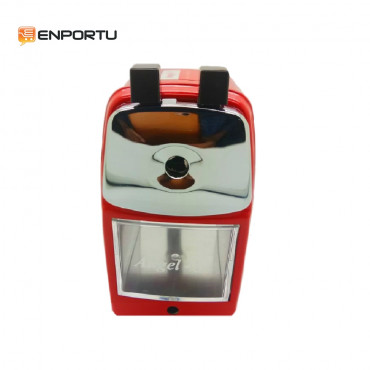 Original Angel 5 Sharpener - Serutan meja - Table Sharpener Angel-5 RED