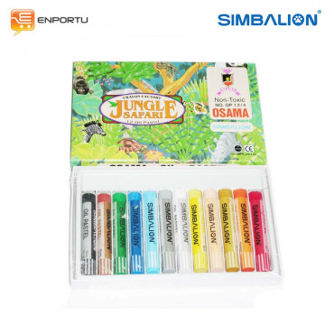 SIMBALION Regular Jungle Paper case OP.12W