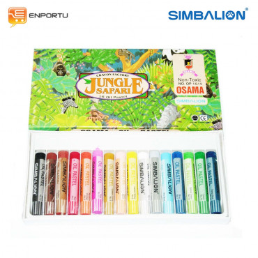 SIMBALION Regular Jungle Paper case OP.16W
