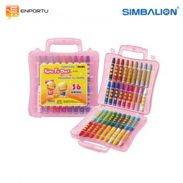 SIMBALION Kungfu Duck Plastic case KF 36A
