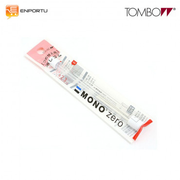 Tombow Mono Zero Eraser Refill - 2.3 mm - Circle